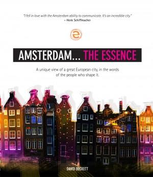 David Beckett : Amsterdam… The Essence