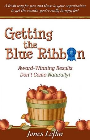 Jones Loflin : Getting the Blue Ribbon