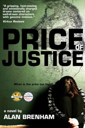 Alan Brenham : Price of Justice