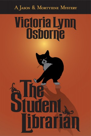 The Student Librarian : Victoria Lynn Osborne