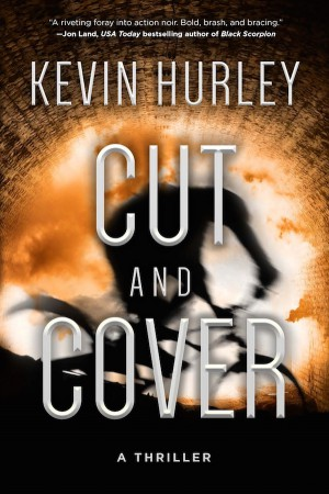 Cut and Cover : Kevin Hurley