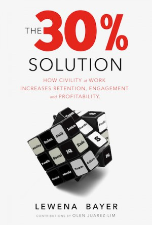 The 30% Solution : Lewena Bayer