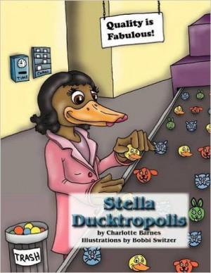 Stella Ducktropolis : Charlotte Barnes