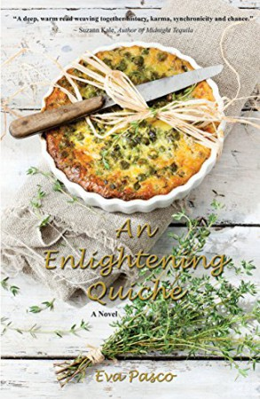 An Enlightening Quiche : Eva Pasco