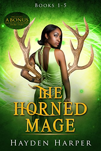 The Horned Mage: Books 1-5 : Hayden Harper